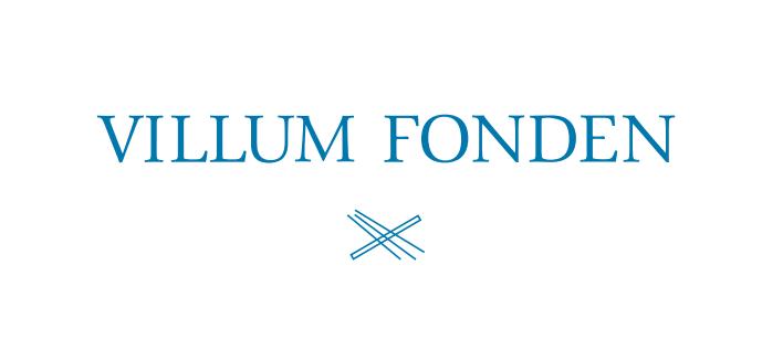 Villum Fondens logo